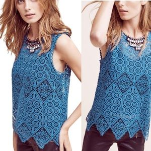 Anthropologie Deletta Tank Size Large
